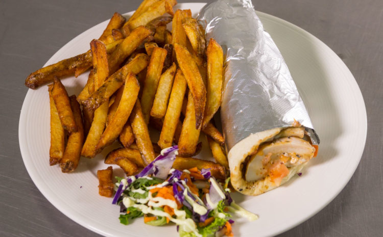 Lunch specials from 11:00-2:30